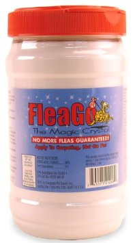 Flea Control for Carpets