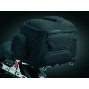 Pet Palace Carrier. Motorcycle Carrier for Small Dogs.