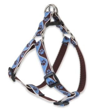 Designer Step In Non-Restrictive Dog Harness