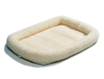 Midwest Quiet Time Fashion Dog Bed for Crate.