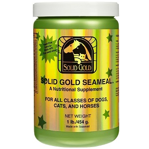 Solid Gold Seameal Vitamins and Mineral Supplement for Dogs, Horses and Cats