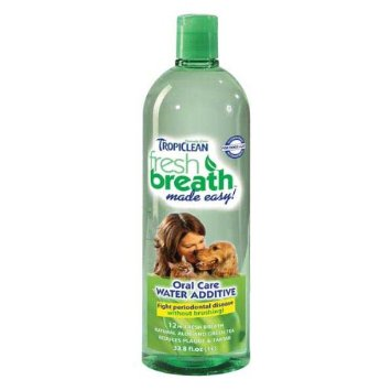 Fresh Breath Water Additive for Dogs